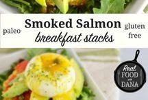 předkrmy, snídaně, svačiny
