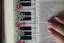 Bible Journaling / by Ashley Prendez