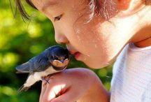 Children & animals/2 / by Carla Van Galen