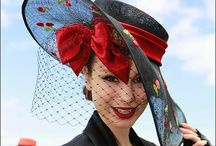 Derby & Race Hats / Larger than life hats for a day at the races.