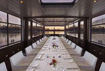 Exclusive salon vessels | Rembrandt Tower Boardroom / Exclusive salon vessels | Rembrandt Tower Boardroom