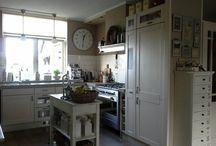 keuken / Onze keuken. Van beuken naar landelijk