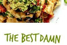 Vegan Comfort Food a.k.a. Junk Food To Eat!!