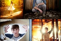 High School Senior Photo Ideas / by Vickie's Photography