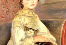 Gatos y belleza