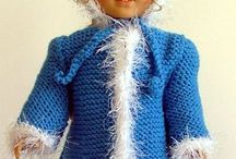American girl knit coat