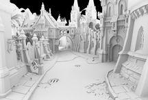 3D  modeling environment