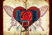 i HeaRTS / hearts, nothing but hearts...... / by Glorianne Roccanova
