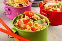 Comidinhas Divertidas | Fun Food / Comida é união e também é diversão! Por isso separamos algumas receitas bem bacanas para você se deliciar!