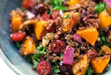 Lunch Ideas / Low allergen, high nutrient, balanced glycemically