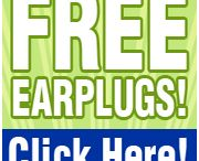Free Ear Plugs Giveaway / Get your FREE EAR PLUGS here!!!! It's simple. It's easy. Share it with your friends! / by Mack's Ear Plugs