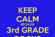 3rd grade / by Rebecca Diaz-Ancira