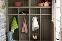 Mud room / by Katie Roach