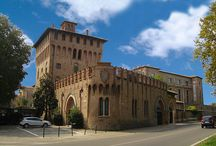 Mirandola e dintorni  / Un viaggio tra le bellezze storico architettoniche della città di Mirandola (MO)