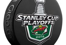 2015 Stanley Cup Playoffs / Bringing the Cup to the State of Hockey / by State Of Hockey Store