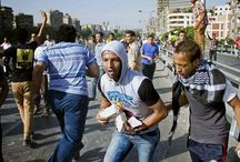 One person dead and 18 injured in clashes between supporters and opponents of Morsi