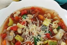 olive garden soup crockpot