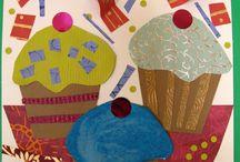 Elementary art / by Kalen Wolfe