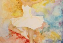 Bailarina Branca