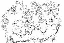 leuke Jill tekeningen