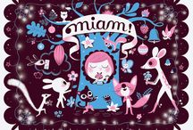 Ilustracion / by Marmot marsupial