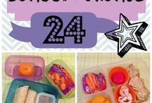 Emma at School / Snack, Lunch, Treats & Party Ideas / by Carla Drummond