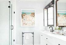 Bathroom ideas / Hall bath