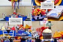 Carnival/Circus Party