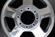Ford F250 / F350 wheels / by RTW OEM Wheels