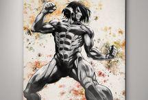 Attack on Titan ❤