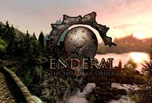 Enderal landscapes / Enderal is a total conversion for TES V: Skyrim: a game modification that is set in its own world with its own landscape, lore and story.