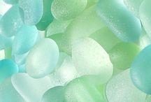 Sea Glass ( Mermaid tears)