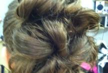 Dance Solo Hair Ideas