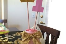 Party ideas / Party ideas for erin's 1st
