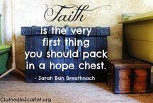 Hope chest