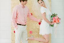 Hochzeit - Funky Love - Pink & Gold / Hochzeitsmesse St. Gallen
