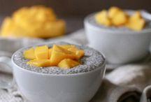 Saludables / Dieteticas, semillas, baja calorias, vegetarianas