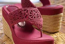 Örgü ayakkabı