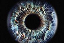 A window to my soul / Eyes / Evil Eye / Illuminati.