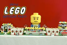 Kid's - Lego Party / by Donna Leahy