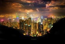 Hong Kong, China / by ✈ 100 places to visit before you die
