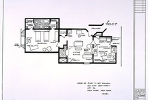 Blueprints for Television Houses  / by Lois Williams Bunch