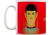 Live Long and Prosper / Captain, we seem to have found ourselves lost on  Pinterest board and there is the most fantastic merchandise scattered everywhere. This is most illogical. Yes, you have arrived! Star Trek gifts and merchandise are right here, and we have mugs, awesome bottle openers and even an ice cube tray. Live long and prosper!