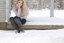 Зимняя фотосъемка
