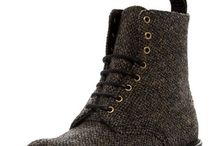 Men's Boots / Current men's boot styles ranging from everyday wear to occasional dress wear