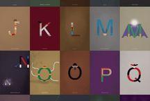 Typography I like