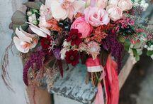 A R I A N A + G A R Y / www.youarecharming.com | Florist: Charming | Photographer: Brendan Williams Photography