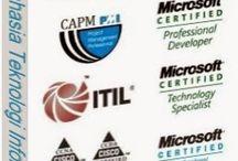 Rahasia Teknologi Informasi / Pertama di Indonesia, cara menguasai sistem kerja komputer, komputerisasi bisnis, prosedur perusahaan & meningkatkan keahlian di bidang komputer & sistem informasi melebihi rekan-rekan kerja, atasan, atau bahkan perusahaan-perusahaan kompetitor, tidak peduli latar belakang & tingkat pendidikan anda.
