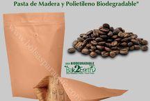 Bolsas Biodegradables para Café con válvula - Mexico