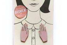 Brooch!